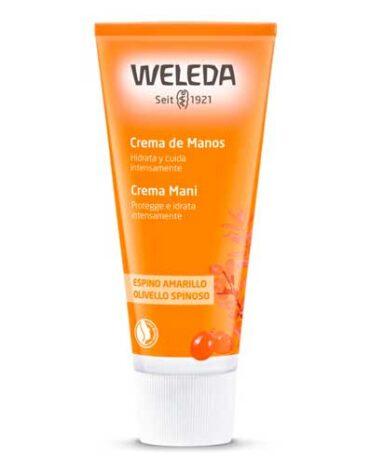 Cuidate con nuestros productos de línea corporal CREMA MANOS ESPINO BIO 50ml