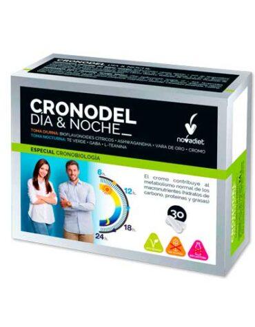 Para ayudar con el control de peso CRONODEL DIA Y NOCHE