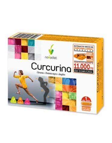 Cuida de tus huesos y articulaciones CURCURINA 30 CAP