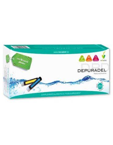 Desintoxica con los depurativos DEPURADEL 20 viales