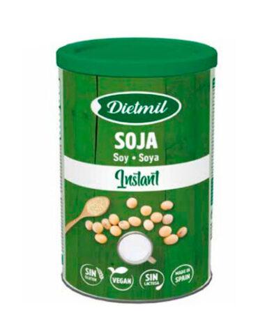 Disfruta de las bebidas solubles DIETMIL SOJA INSTANT 400G