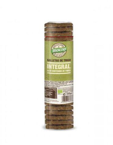 Disfruta de la repostería y chocolates GALLETA INTEGRAL 250G