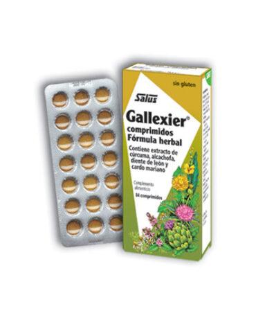 Ayuda a tu digestivo con nuestros digestivos GALLEXIER 84comp