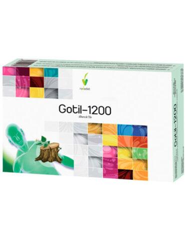Desintoxica con los depurativos GOTIL/1200 (ALBURA DE TILO)