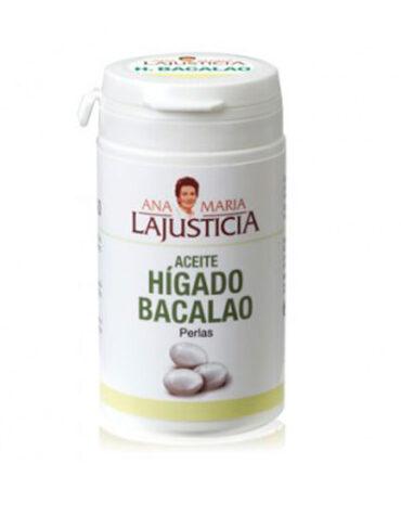 Baja los niveles de colesterol HIGADO BACALAO ACEI90 PERLAS