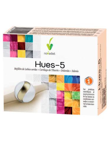 Cuida de tus huesos y articulaciones con HUES-5
