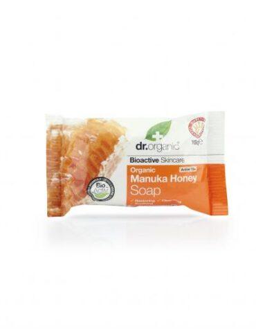 Cuidate con nuestras jabonetas Jabón en pastilla de miel de Manuka100g