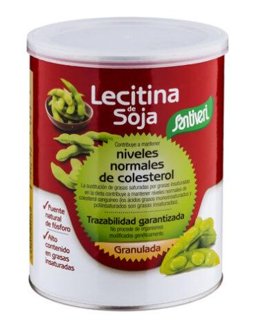 Baja los niveles de colesterol LECITINA BOTE 275 GR