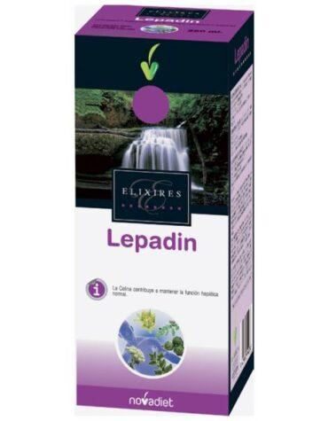 Desintoxica con los depurativos LEPADIN 250ml