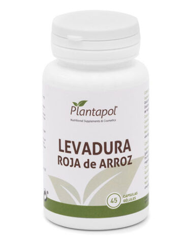 Baja los niveles de colesterol LEVADURA ROJA ARROZ 45CAP