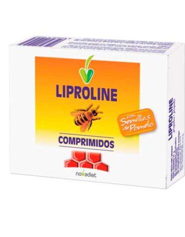Rerfuerza tu sistema inmunológico LIPROLINE COMPRIMIDOS + POMELO