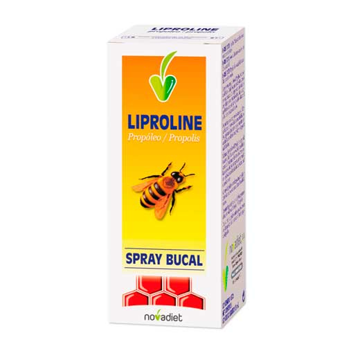 Rerfuerza tu sistema inmunológico LIPROLINE SPRAY BUCAL