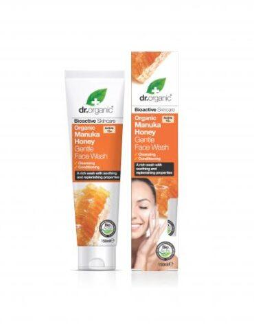 Cuidate con nuestros productos de línea facial Mascarilla facial de miel de Manuka125ml