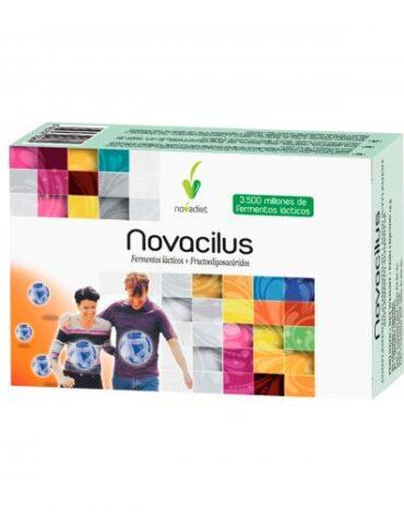 Ayuda a tu digestivo con nuestros digestivos NOVACILUS 30 caps