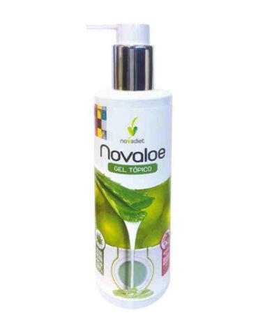 Cuidate con nuestros productos de línea corporal NOVALOE GEL 250ml
