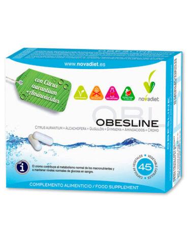 Para ayudar con el control de peso OBESLINE