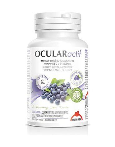 Cuidate con los antioxidantes OCULAR ACTIF 45 CAPSULAS
