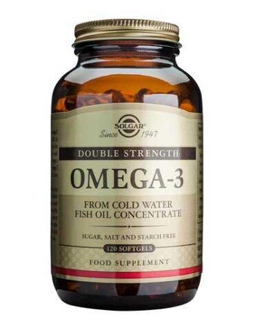 Baja los niveles de colesterol OMEGA 3 ALTA POTENCIA 120 CAP