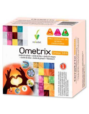 Baja los niveles de colesterol OMETRIX 60 caps