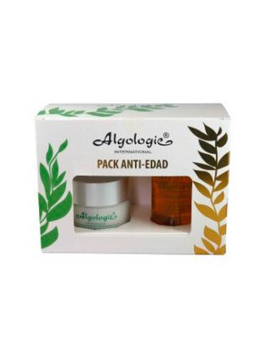 Cuidate con nuestros productos de línea facial PACK ANTI-EDAD