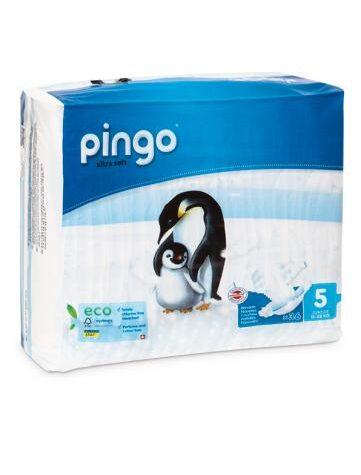 Cuidalos con nuestra higiene infantil PAÑALES T5 12-25 Kg BIO, 36 uds,