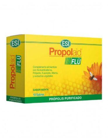 Rerfuerza tu sistema inmunológico PROPOLAID FLU 295MG. (10 SOBRES)*