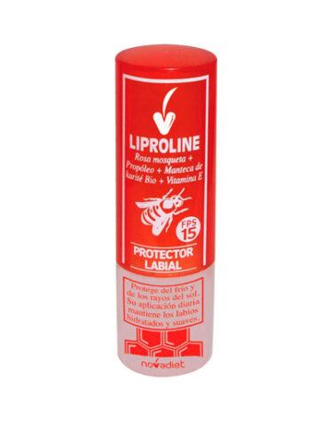 Cuidate con nuestros productos de línea facial PROTECTOR LABIAL LIPROLINE