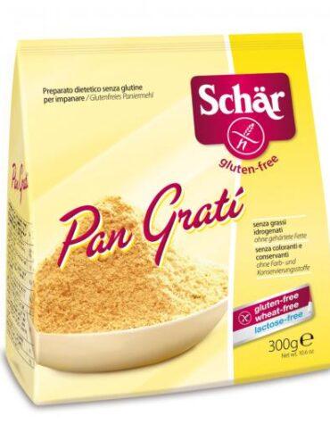 Descubre nuestros productos para celiacos Pan Gratí - Pan rallado 300 grs