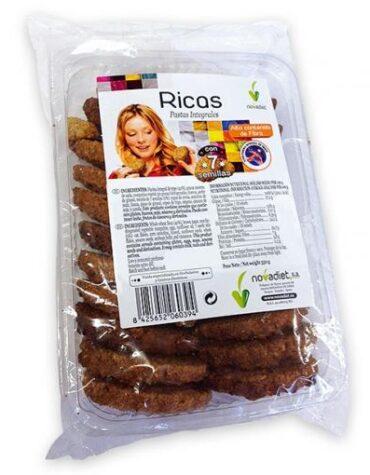 Disfruta de la repostería y chocolates RICAS -COOKIES- 350 grs