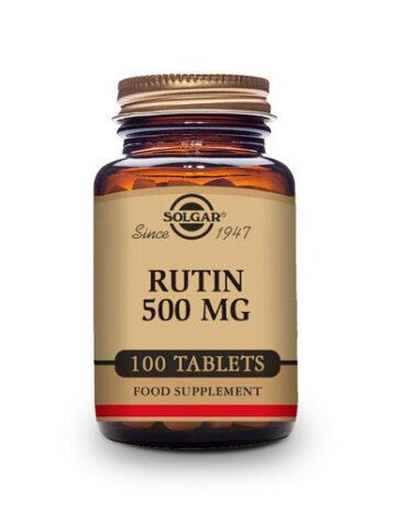 Cuidate con los especifico prov *** RUTINA 500MG/100COMP