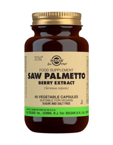Seleccionamos las mejores plantas en comprimidos SAW PALMETO SABAL BAYA 60 CAPS
