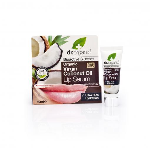 Cuidate con nuestros productos de línea facial Serum labial de aceite de Coco Orgánico10ml
