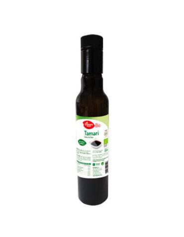 Descubre la comida macrobiótica TAMARI SALSA DE SOJA BIO, 250 ml