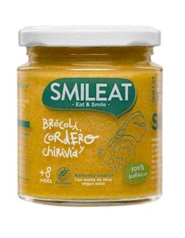 Cuida de los pequeños con nuestra alim infantil Tarrito de Brócoli con Cordero y Chirivia Ecologico (230g)
