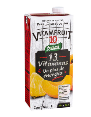Descubre nuestras bebidas VITAMFRUIT N-10 ZUMO VIT. 1L