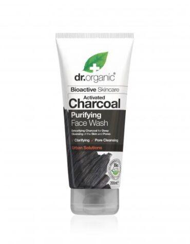 Cuidate con nuestros productos de línea facial dO CHARCOAL FACE WASH 200 ML