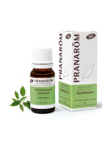 Seleccionamos las mejores esencias de plantas ACEITE ESENCIAL DE RAVINTSARA bio 10 ml