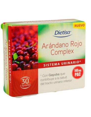 Protege el sistema genitourinario ARANDANO ROJO COMPLEX 30 caps