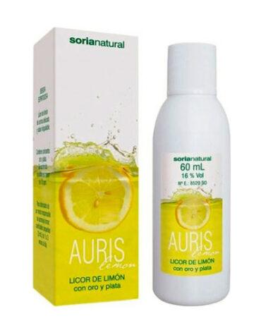 Seleccionamos las mejores extractos de plantas AURIS LEMON