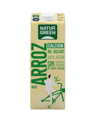 Descubre nuestras bebidas Arroz Calcium 1L