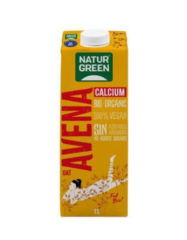 Descubre nuestras bebidas Avena Calcium 1L