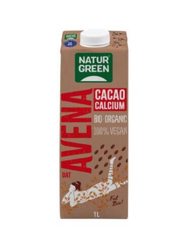 Descubre nuestras bebidas Avena Choco Calcium 1L