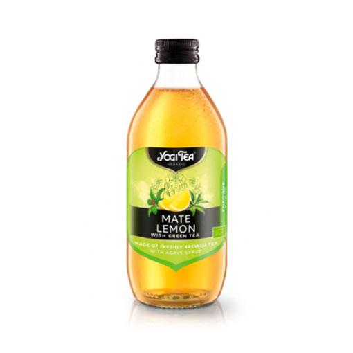 Descubre nuestras bebidas BEBIDA YOGI TEA MATE LIMON 330 ML