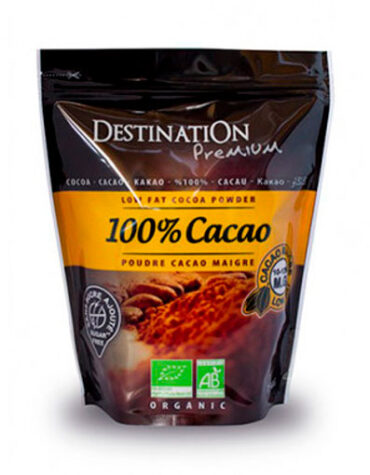Disfruta de la repostería y chocolates CACAO PURO 100% (10/12% MATERIA GRASA) BIO, 250 GRS