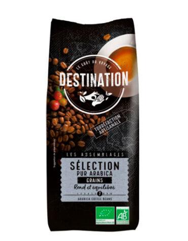 Disfruta de las bebidas solubles CAFE EN GRANO SELECCIÓN ARÁBICA - ROBUSTA BIO, 1 KG