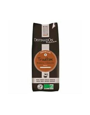 Disfruta de las bebidas solubles CAFE MOLIDO ARABIGA ROBUSTA BIO, 250 G