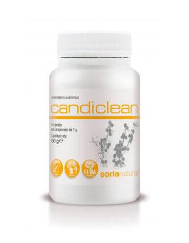Protege el sistema genitourinario CANDICLEAN 60 comp