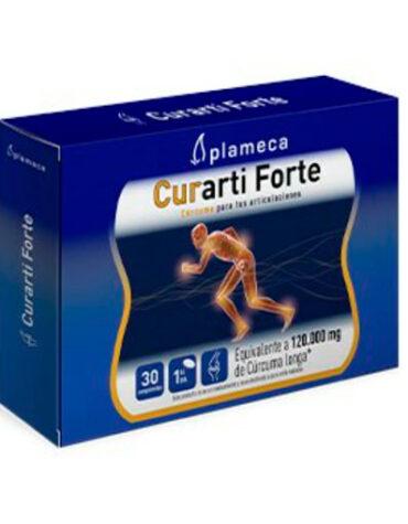 Cuida de tus huesos y articulaciones CURARTI FORTE 4 30 COMP