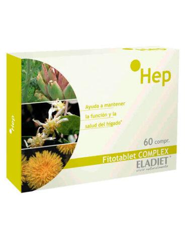 Desintoxica con los depurativos Fitotablet Complex HEP 60comp