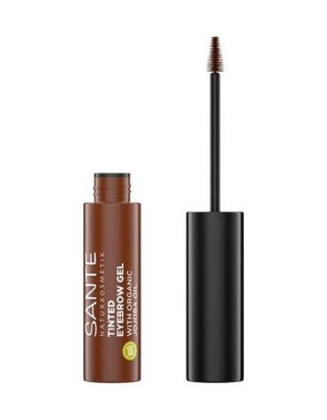 Cuidate con nuestros productos de línea facial GEL TRATANTE CEJAS COLOR 02 BROWNIE 3.5 ML BIO